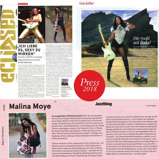 Malina Moye press 2018 2