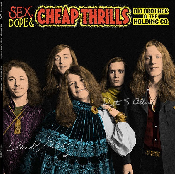 sex dope and cheap thrills front